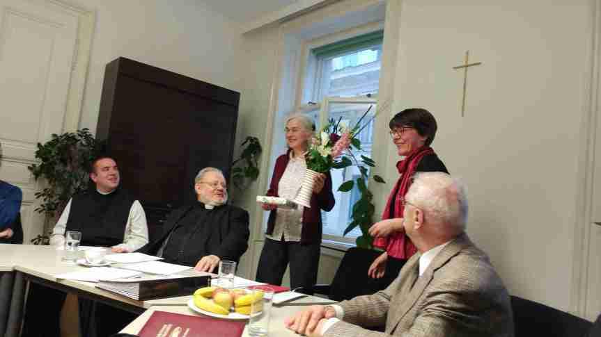 Neugewählter Vorstand der Johannes-Messner-Gesellschaft: (kathpress.at,17.03.2017)